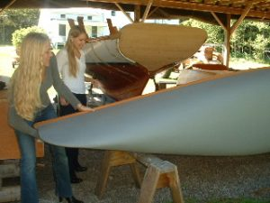 Woodenboat School of Brooklin, Maine