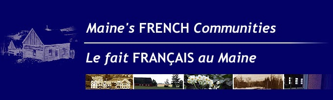 maine's french communities banner