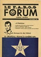 Le FAROG FORUM, 11.3