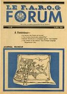 Le FAROG FORUM, 11.7