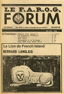 Le FAROG FORUM, 13.7/8