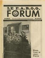 Le FAROG FORUM, 20.1