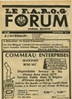 Le FAROG FORUM, 7.3