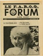 Le FAROG FORUM, 9.1
