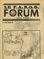 Le FAROG FORUM, 9.7/8