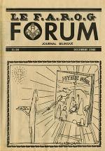 Le FAROG FORUM, 8.4