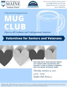 Mug Club flyer