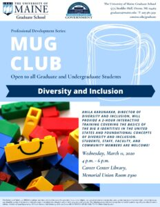 March mug club flyer