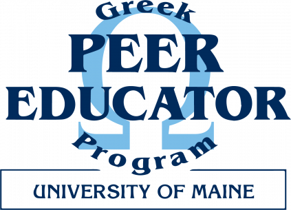Greek Peer Educator Program logo