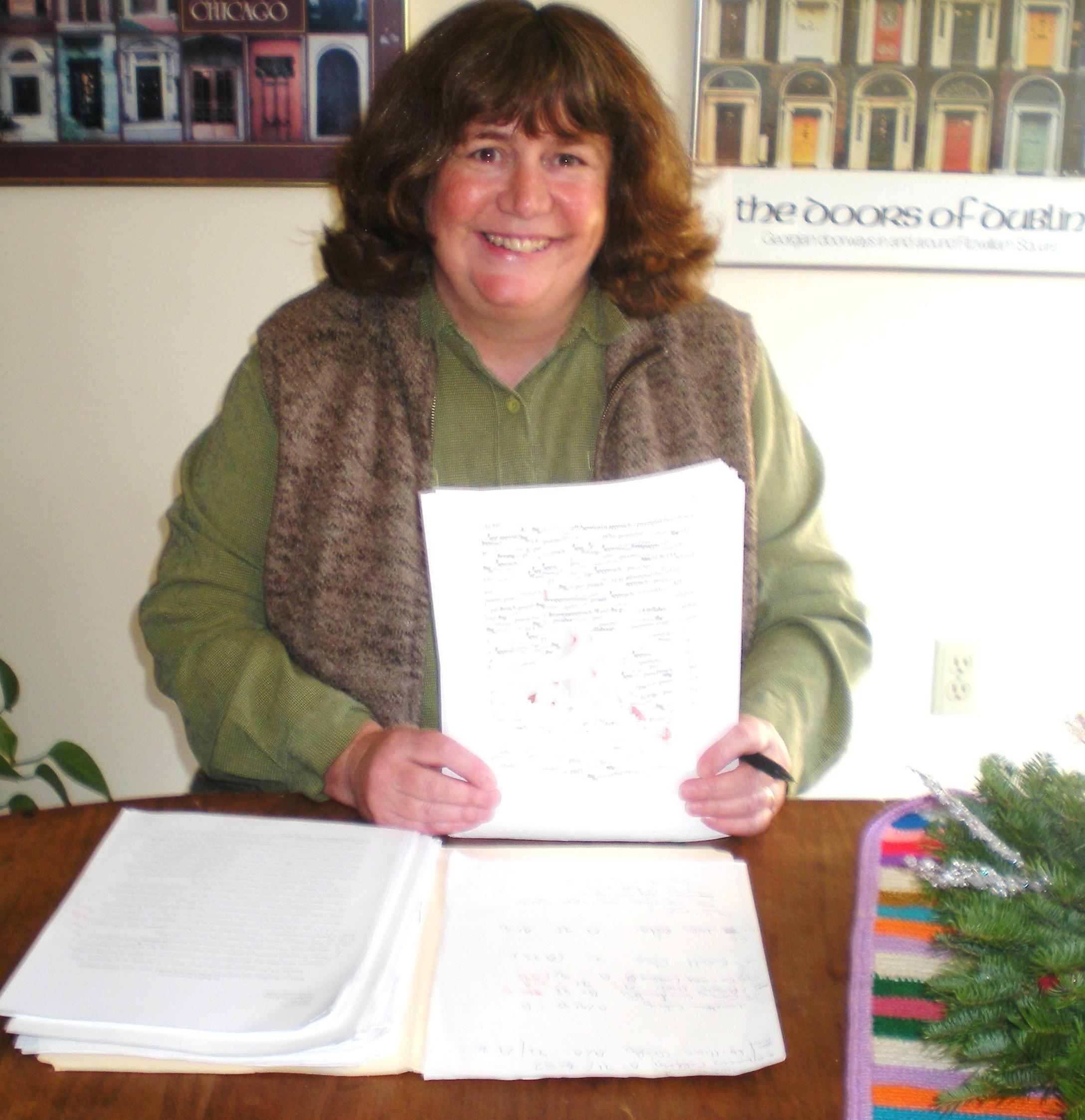 Dr. Elizabeth McKillen
