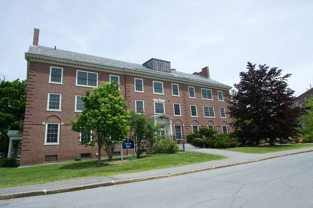 Colvin Hall exterior