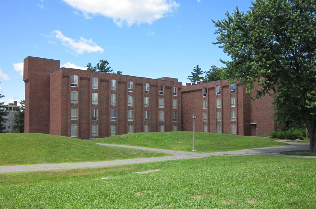 Knox Hall exterior