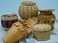 Maine Indian Baskets