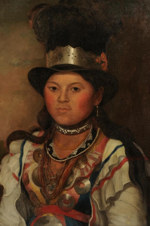 Sarah Mollases, A.D. 1835