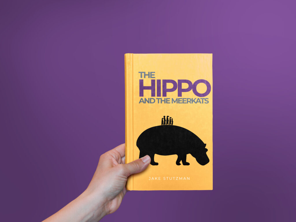 """""""Audiobook for the children's story """"The Hippo and the Meerkats"""" by Jake Stutzman"""""""