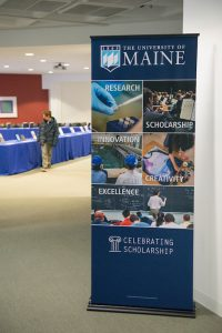 Celebrating Scholarship event banner