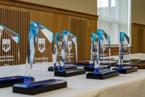 photo of awards at the FMA event