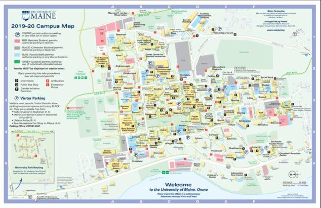 Visitor Information Maine Impact Week University Of Maine