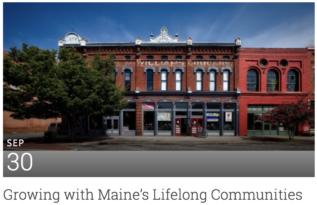 Maine Lifelong Community Photo