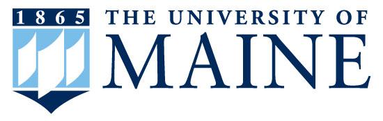 UMaine Fullcrest Logo