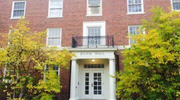 photograph of Dunn Hall