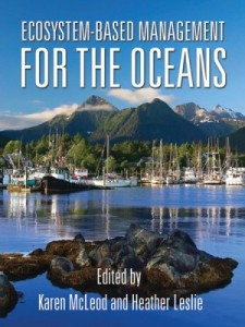 Ecosystem-based managment for the oceans book
