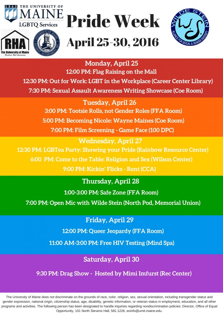events maine home education week