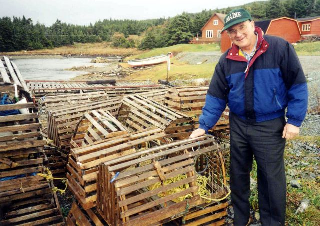 Wooden Lobster Traps of Newfoundland – 3/2003