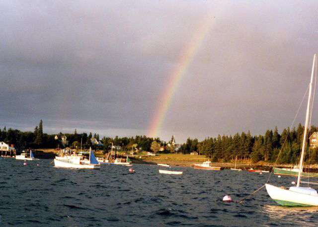 Maine's Own Pot of Gold – 3/2002
