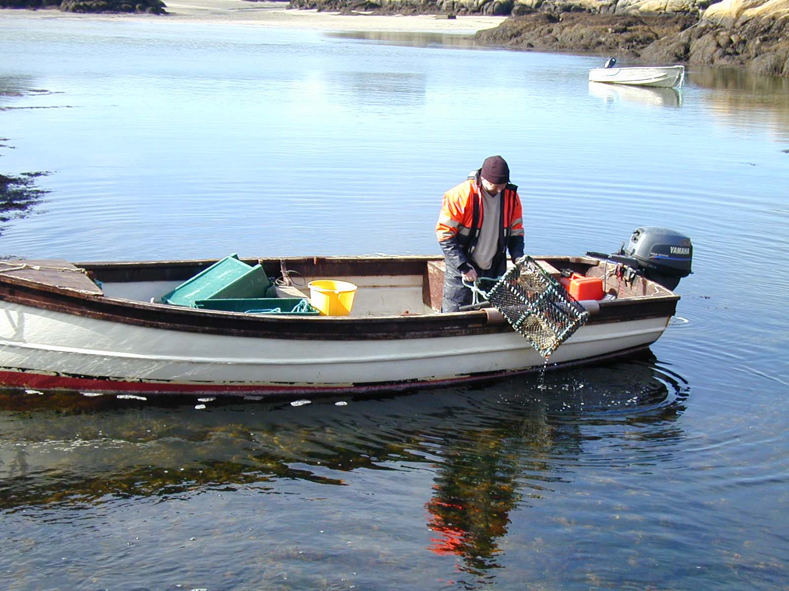 Lobster Fishing in Ireland – 1/2006