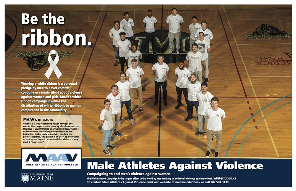 White Ribbon Campaign poster