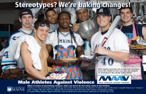 Poster: Stereotypes? We're baking changes!
