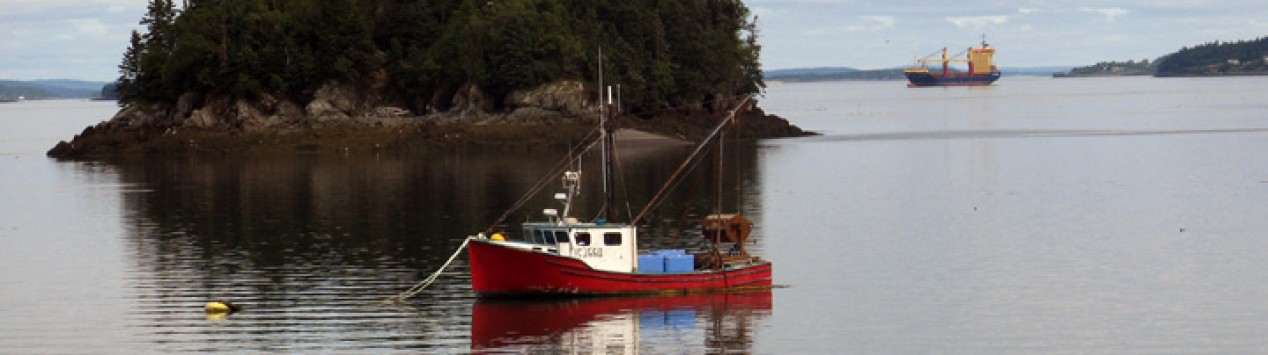featured image for New miscellaneous report on profiles Downeast fishing communities