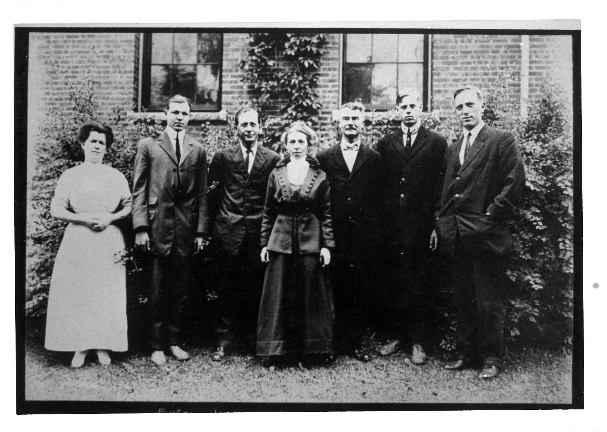 Edith Patch and colleagues
