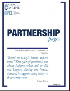 Partnership Pages V1, N2 cover