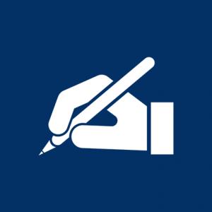 Writing Center icon