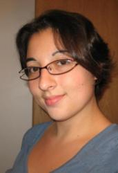 Portrait of Carla Companion.