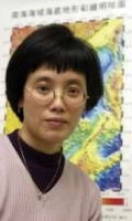 Portrait of Huijie Xue.