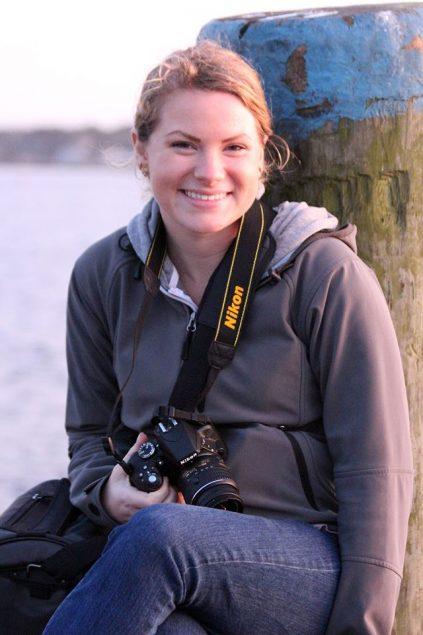 Portrait of Mackenzie Mazur.