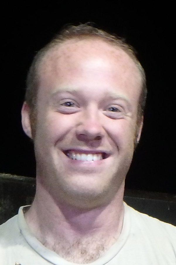 Portrait of Carl Huntsberger.