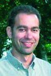 Portrait of Samuel Hanes.