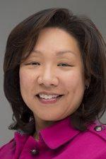Portrait of Carol Kim.