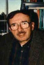 Portrait of Robert Vadas.