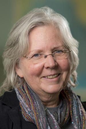 Portrait of Rebecca Van Beneden.
