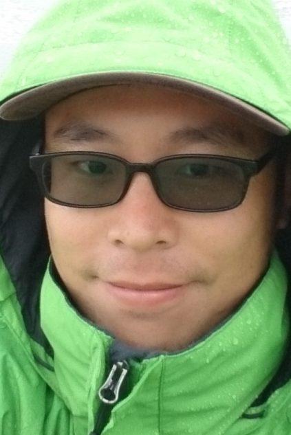 Photo of Jie Cao.