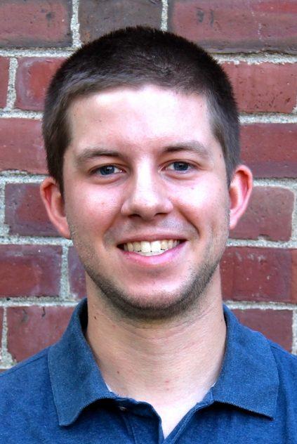 Portrait of Tyler Van Kirk.