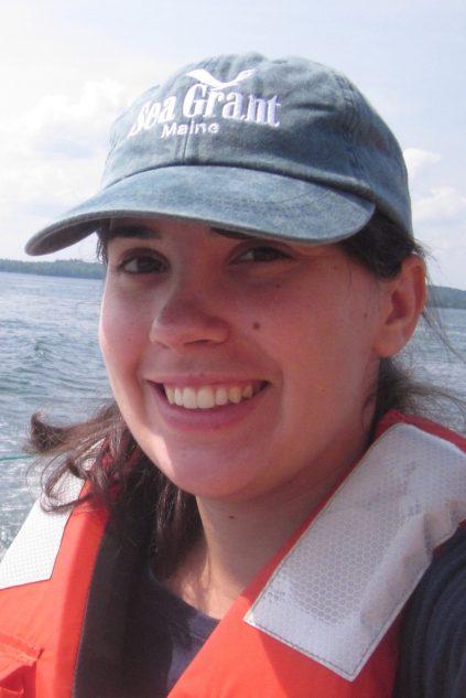 Portrait of Haley Viehman.