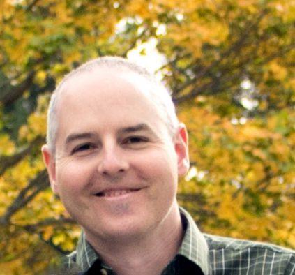 Portrait of Ryan Weatherbee.