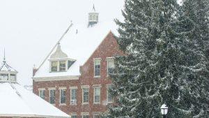 winter header winslow snow