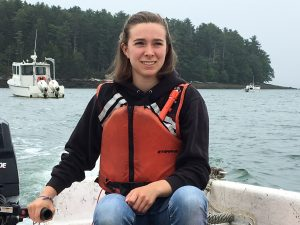 melissa student boat ocean water dmc